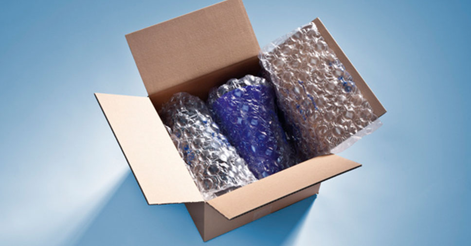 entregas de objetos frágeis