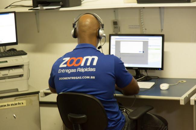 gerenciamento de pedidos da zoom