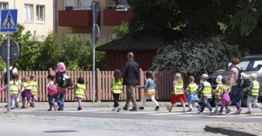 Crianças Seguras No Volta às Aulas