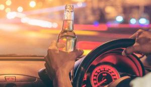 lei de álcool e direção