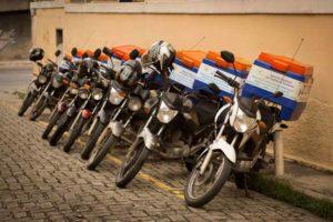 funcionamento da profissão motoboy