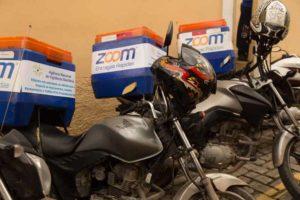 funções da profissão motoboy
