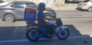 aprendendo sobre a profissão motoboy