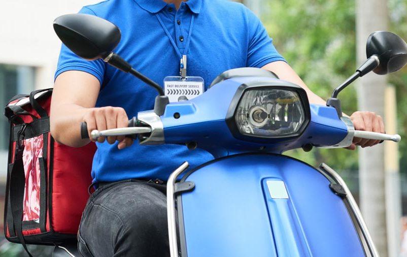 contratar um motoboy