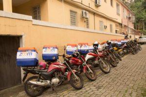 serviços ao contratar um motoboy