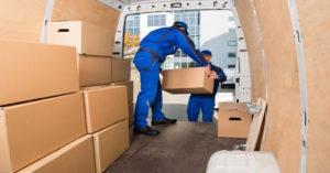 serviço de courier