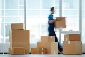 Tipos de serviço de courier