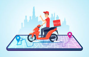 Modelo de negócios do aplicativo de motoboy