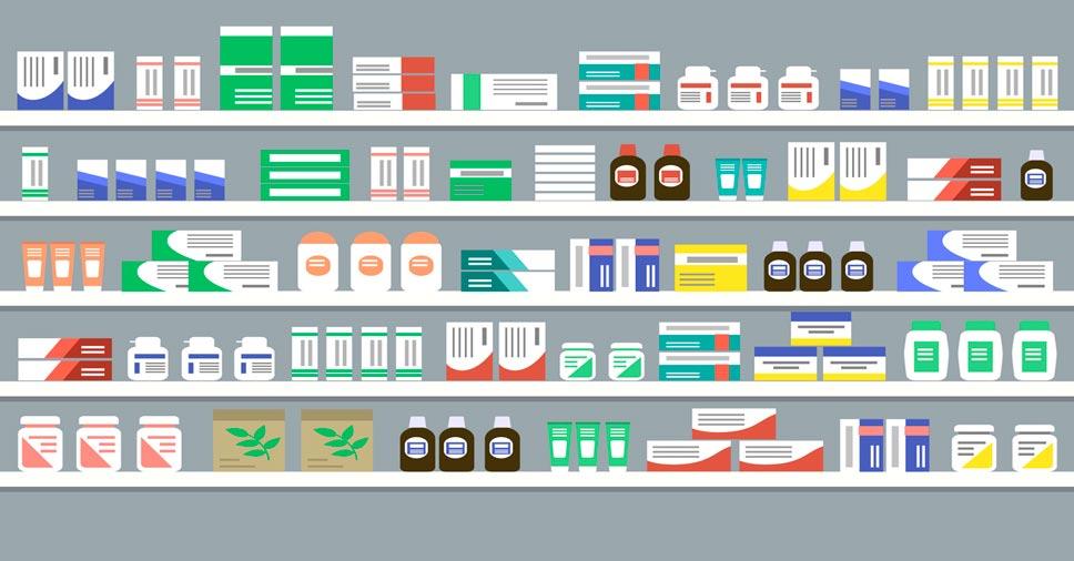 Medicamentos farmacêuticos: mitos e verdades