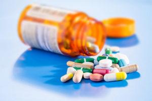 Medicamentos farmacêuticos vencidos