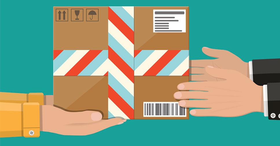 Despacho de carga em correios: como acontece?