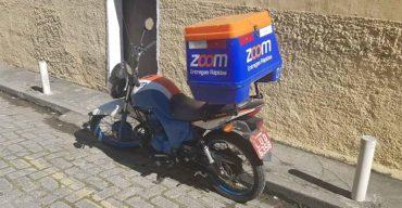 motoboy delivery.