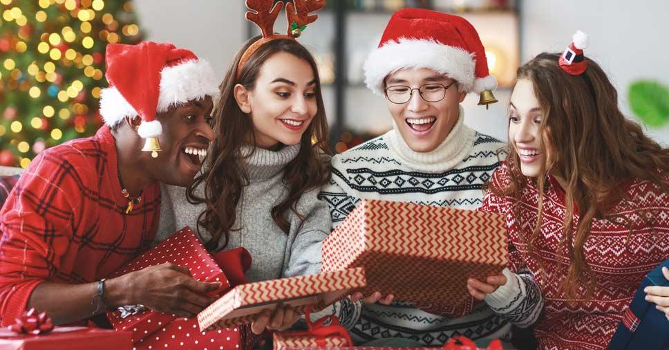 Presentes natalinos: quando começar a enviá-los?