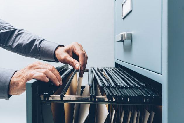 padronização na gestão de documentos