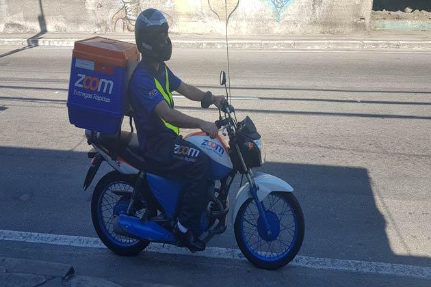 A segurança do motoboy na realização dos serviços de entrega