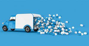 transporte de medicamentos manipulados