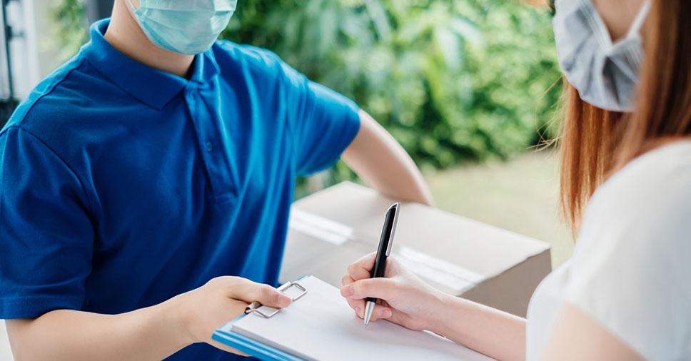 Pandemia: 7 medidas de proteção que você deve adotar ao receber encomendas