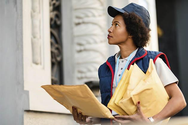 Saiba qual serviço escolher: correios ou transportadora