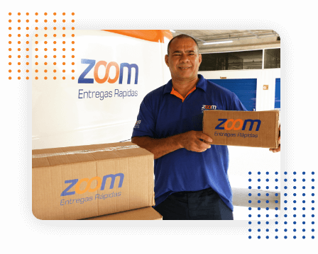 Saiba tudo sobre o serviço da Zoom Entregas