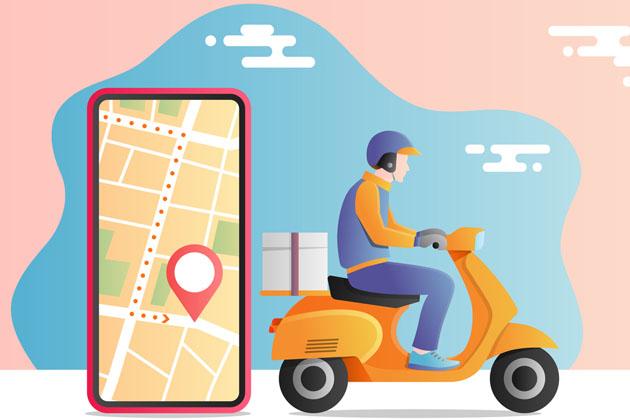 Entenda mais como funciona o aplicativo para contratar motoboy
