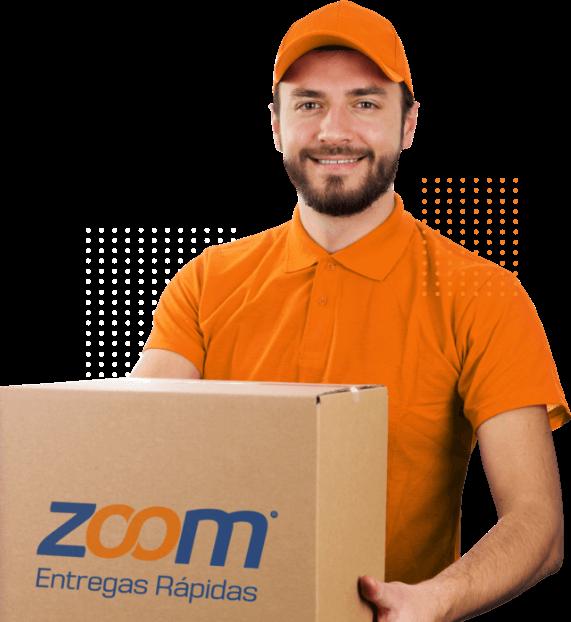 Entregador Zoom